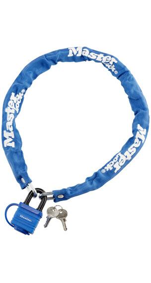 Masterlock 8390 pyöränlukko 6 mm x 900 mm , sininen